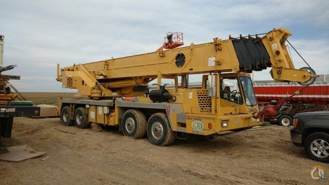 2000 GROVE TMS 875C Crane for Sale in Frederick Colorado on CraneNetworkcom