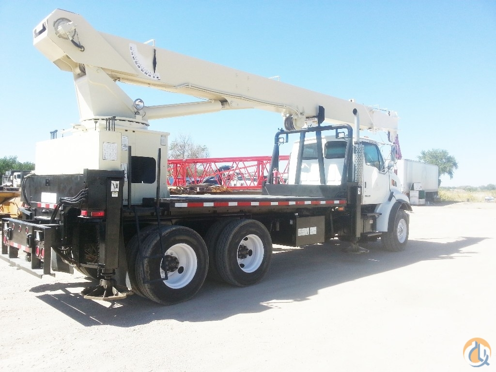 2000 National 990Sterling 8500 Rear Mounted Boom Truck Crane for Sale on CraneNetwork.com