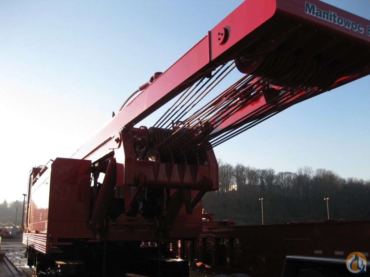 Manitowoc 888 For Sale Crane for Sale in Raleigh North Carolina on CraneNetworkcom