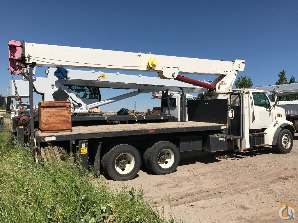 1998 USTC 2250JBT - Ford Boom Truck Crane for Sale on CraneNetwork.com