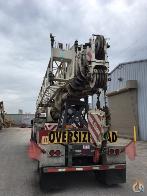 Terex AC80-2 For Sale Crane for Sale in Columbus Ohio on CraneNetwork.com
