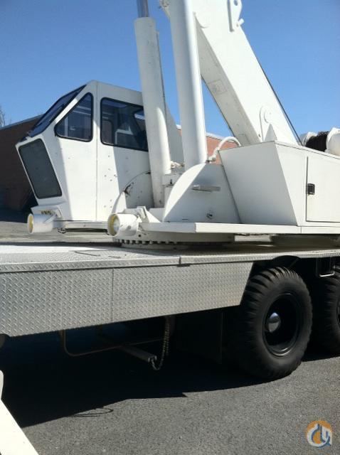 Restored 1969 PH T-250 Crane Crane for Sale on CraneNetwork.com
