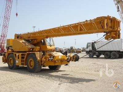 1997 TADANO TR280XL Crane for Sale on CraneNetworkcom