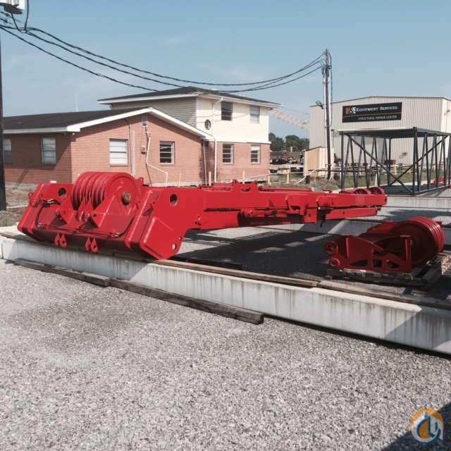 1999 Manitowoc 2250 Lattice Boom Crawler Series III Crane for Sale on CraneNetwork.com