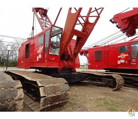 1982 Manitowoc 4100W Series II Crane for Sale on CraneNetwork.com
