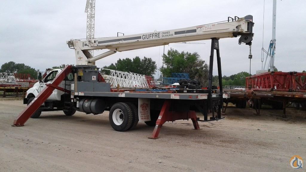 2007 Terex Bt3670 Boom Truck Crane For Sale In Denver