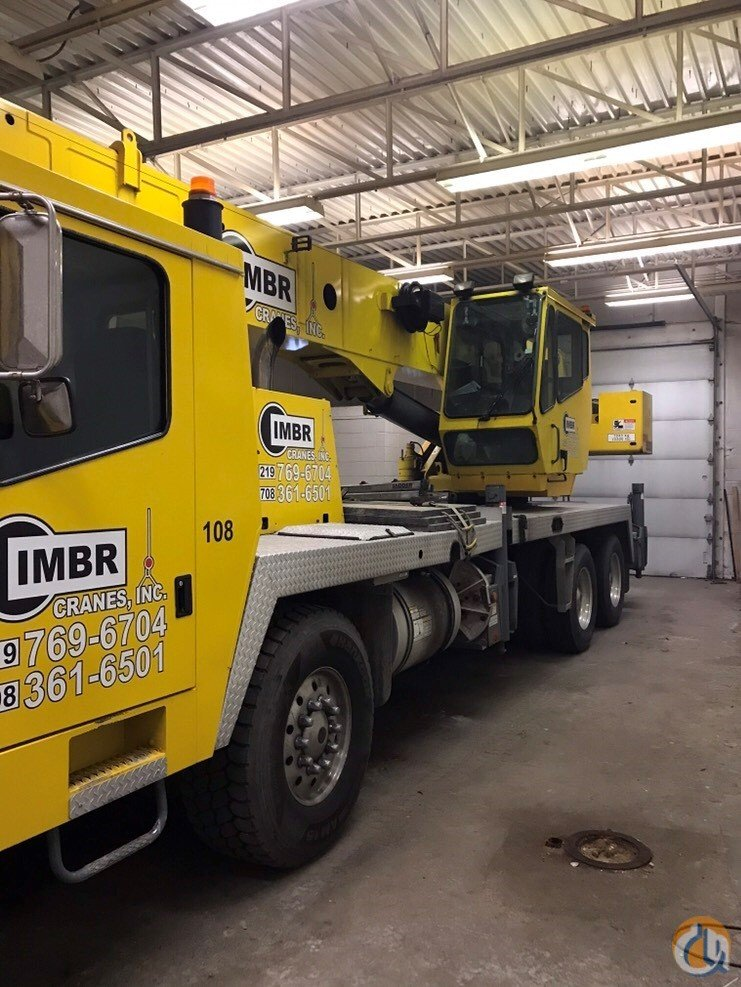 2005 Grove TMS500E Crane for Sale in Palos Park Illinois on CraneNetwork.com
