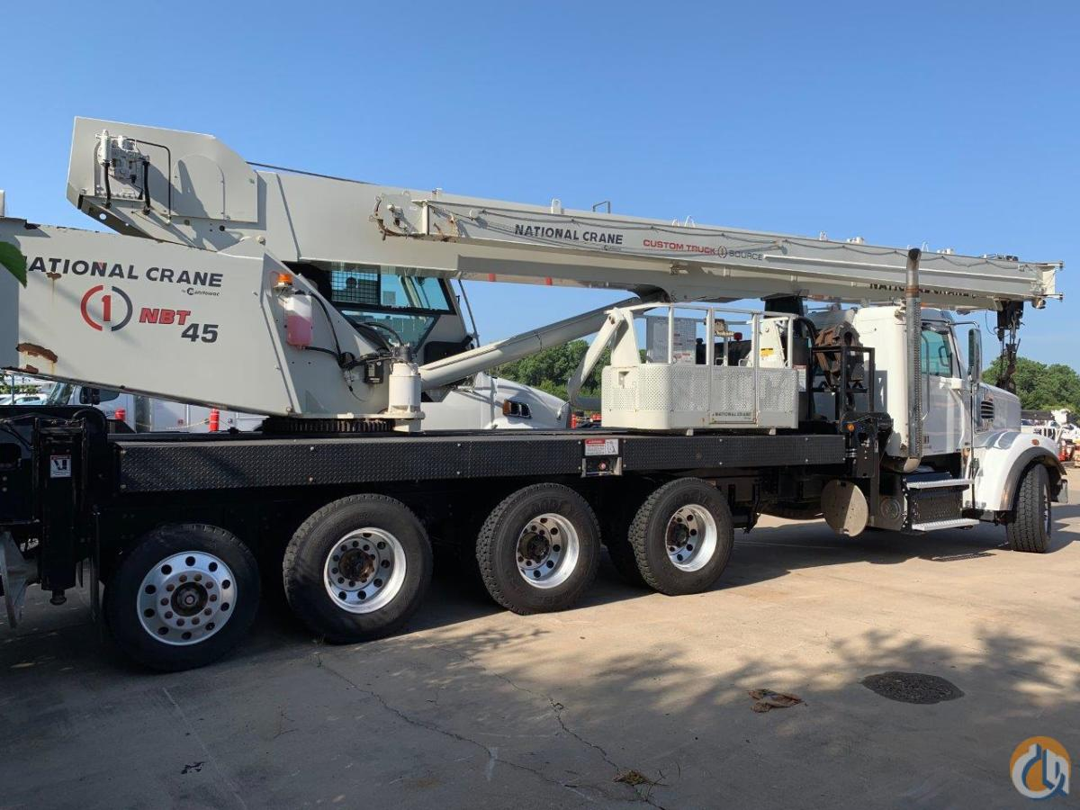 2011 National NBT45-142 Crane for Sale in Fort Worth Texas on CraneNetwork.com