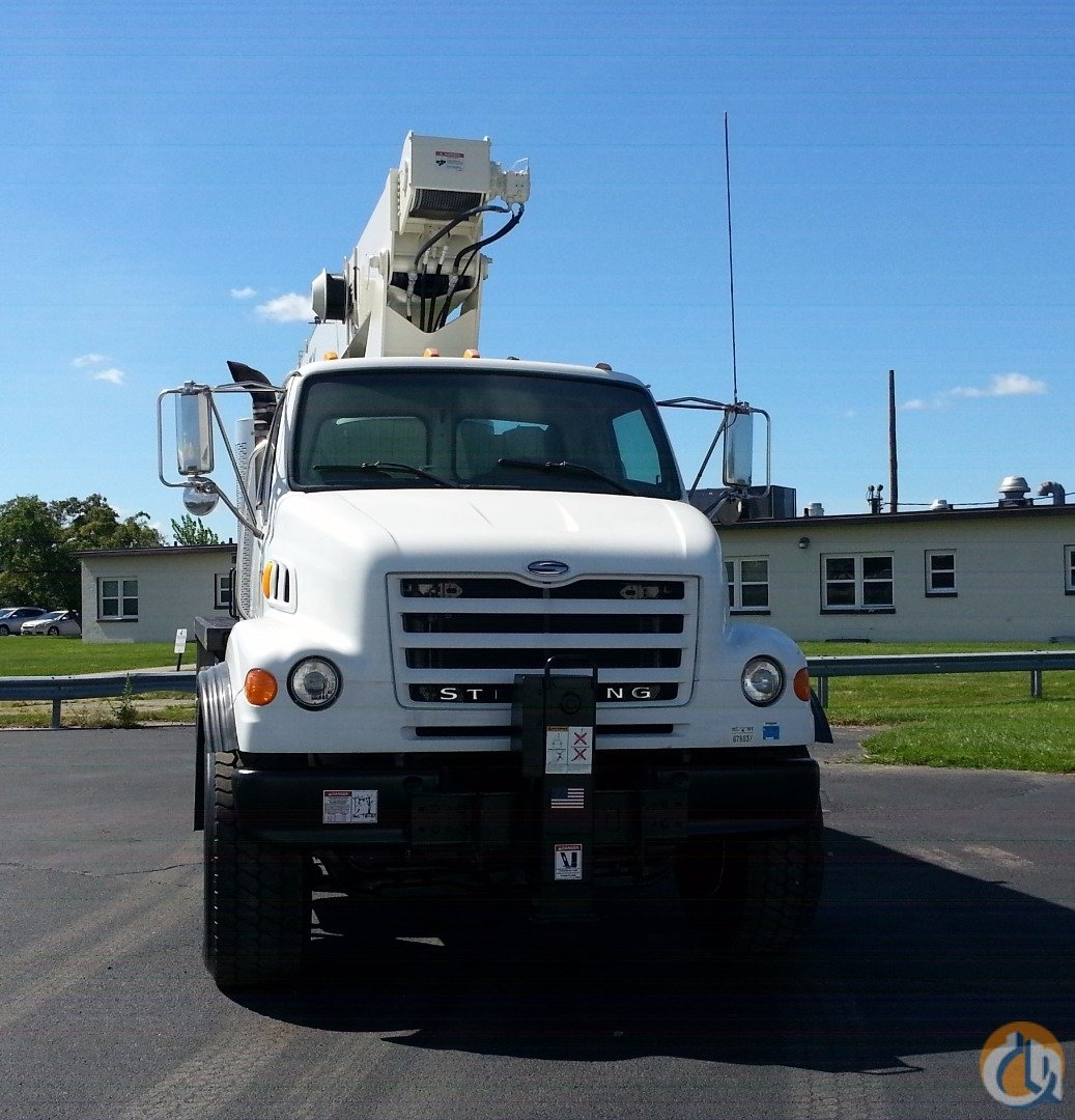 2006 Terex BT4792 Crane for Sale in Syracuse New York on CraneNetworkcom