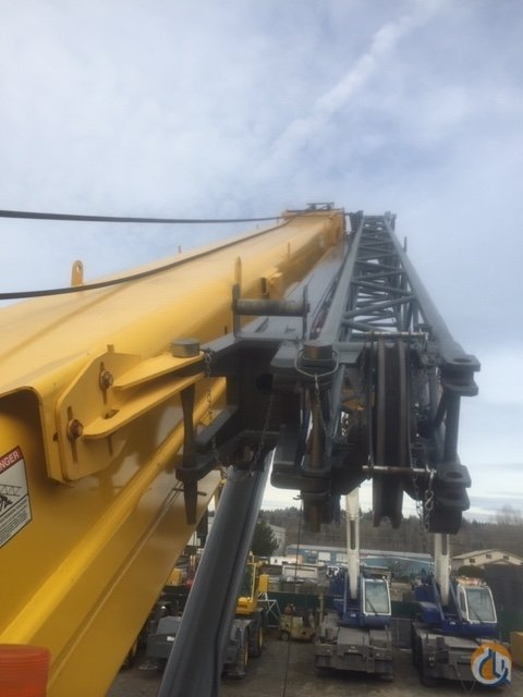 2012 Grove RT 890E 90 Ton Crane for Sale in Monroe Washington on CraneNetwork.com