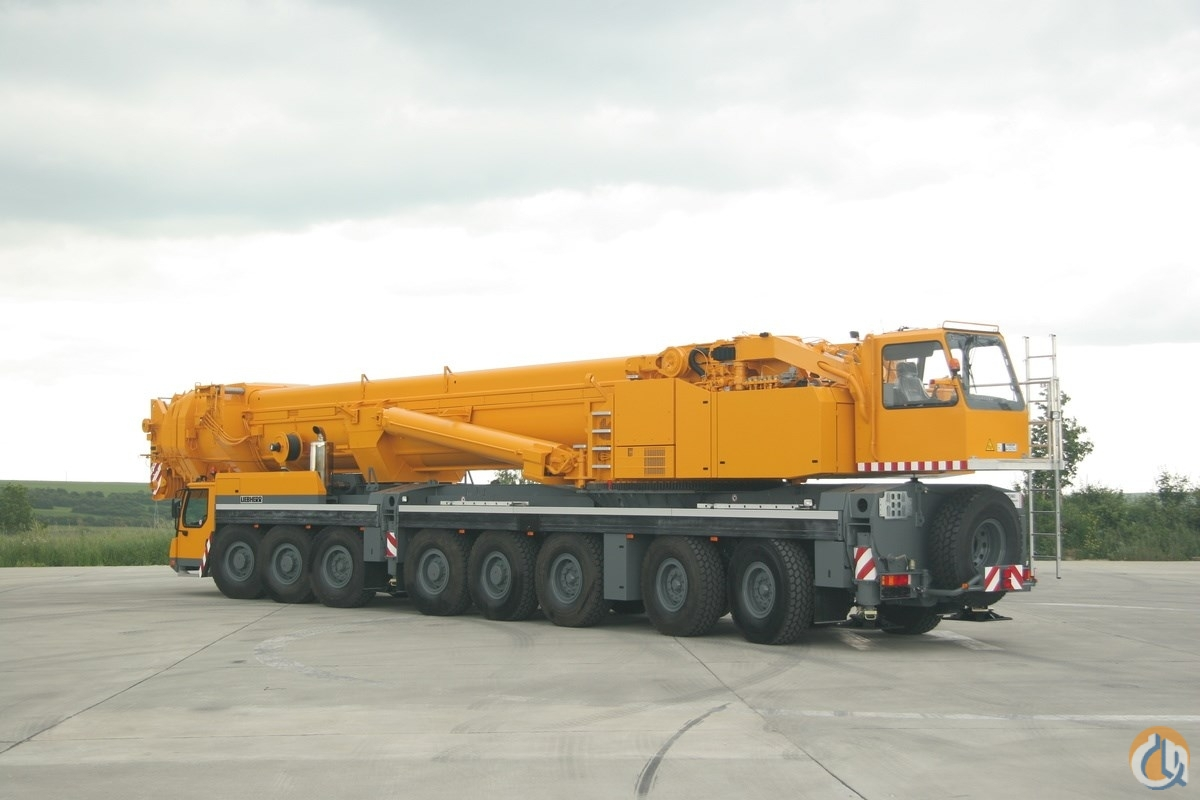 2020 Liebherr LTM1500-8.1 Crane for Sale or Rent in Houston Texas on CraneNetwork.com