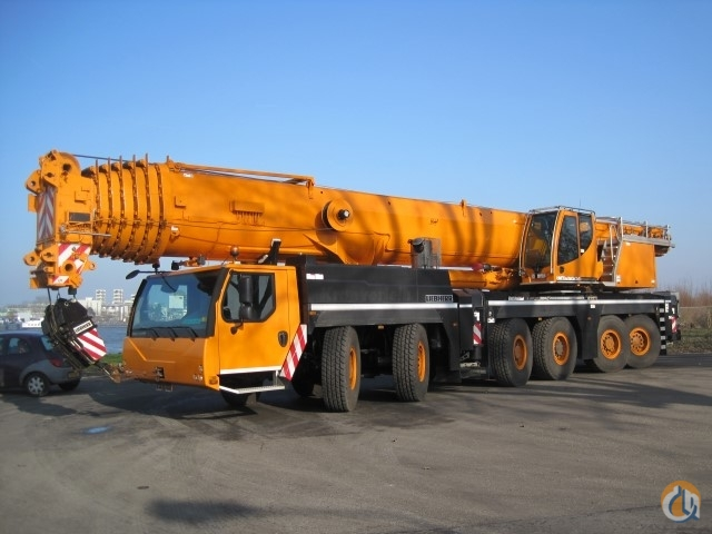 2014 Liebherr LTM1300-6.2  STOLEN FROM NETHERLANDS LOCATION ON 91 Crane for Sale or Rent in Houston Texas on CraneNetwork.com