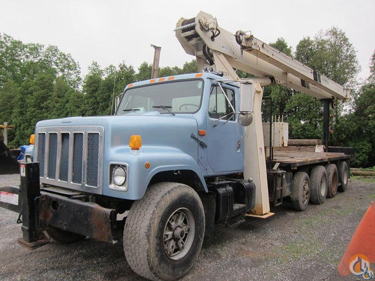 1996 NATIONAL 1195 28 TON BOOM TRUCK Crane for Sale on CraneNetwork.com
