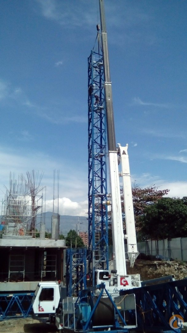 1995 Krupp KMK 3050 Crane for Sale in Bogot Bogota on CraneNetwork.com