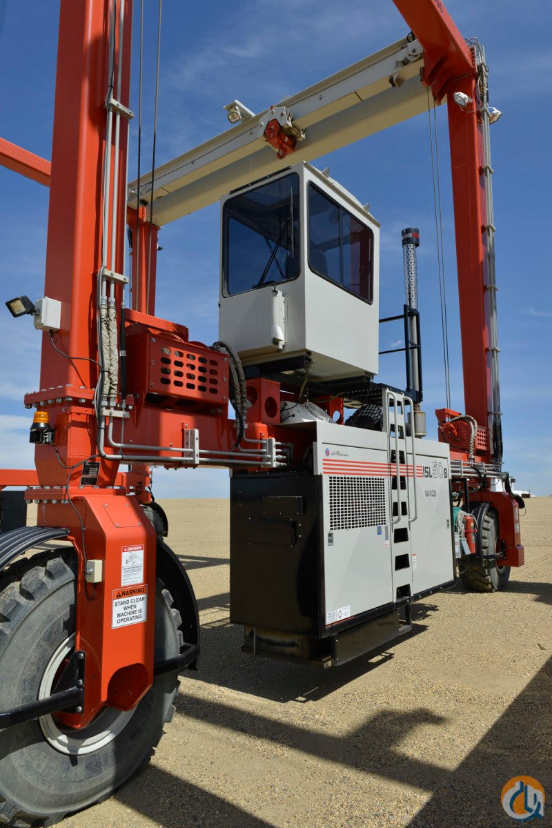 2007 SHUTTLELIFT ISL-50B Crane for Sale on CraneNetworkcom