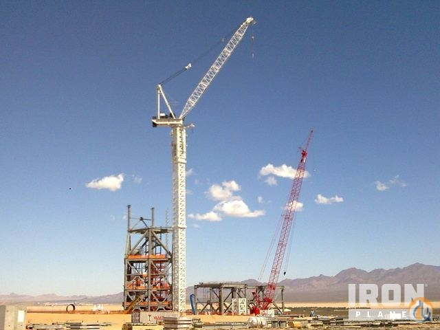 Sold 2007 Favelle Favco M1280D Tower Crane Crane for  in Houston Texas on CraneNetwork.com