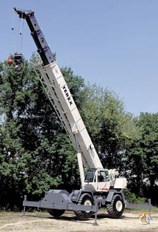 Terex RT 555-1 brand new For Sale Crane for Sale in Cleveland Ohio on CraneNetwork.com