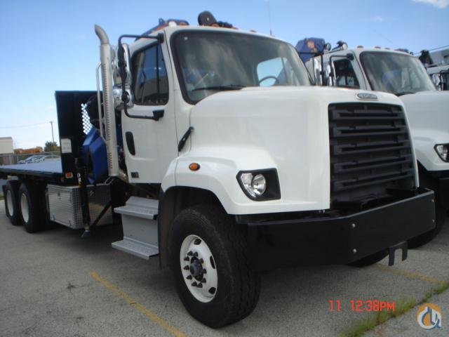 PM 16023 Boom Truck Cranes Crane for Sale 2013 PM 16023 in Bridgeview  Illinois  United States 218992 CraneNetwork