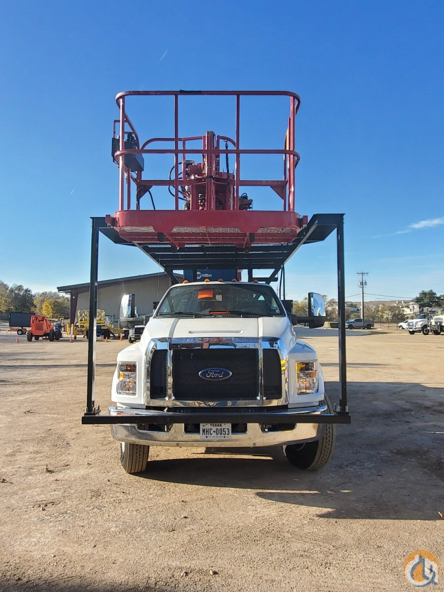 USED 2019 ELLIOTT G85R - LEASE RETURN PRICED TO MOVE Crane for Sale in Pflugerville Texas on CraneNetwork.com