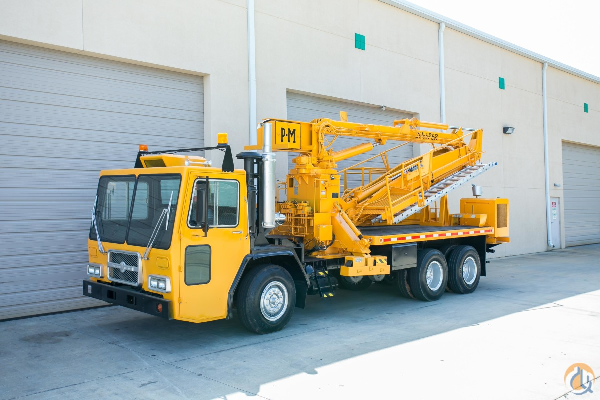Paxton Mitchell SBC BBC Snooper Crane for Sale in Rock Hill South Carolina on CraneNetworkcom