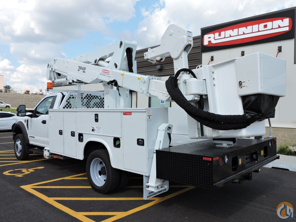 DPM2-47DU insulated Bucket Truck 2019 Ford F550 Diesel 4x4 Crane for Sale in Hodgkins Illinois on CraneNetwork.com