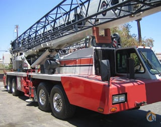 2001 Link-Belt HTC 8660 Crane for Sale on CraneNetworkcom