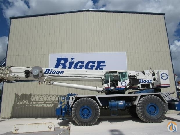 2009 GROVE RT9130E Crane for Sale in Houston Texas on CraneNetwork.com
