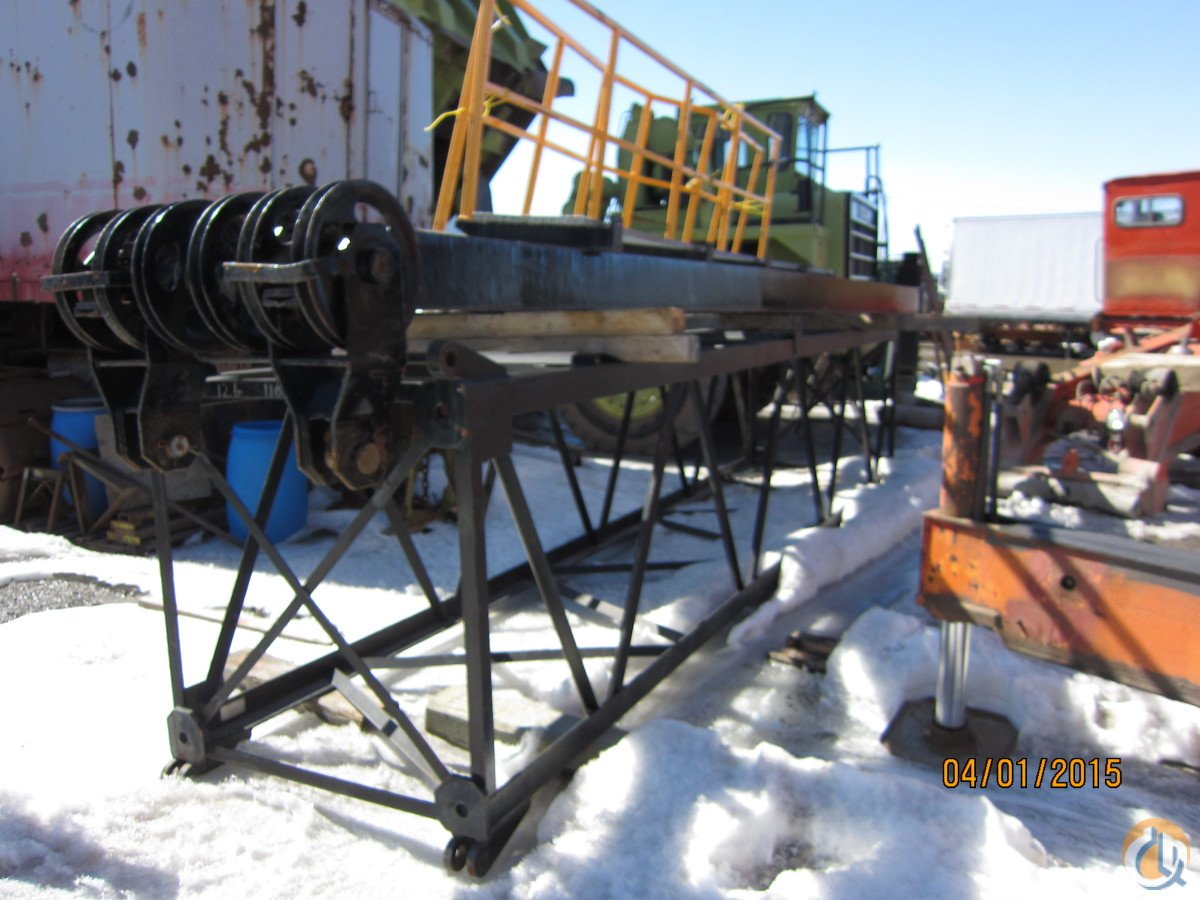 Crawler Crane Bucyrus-Eri 61-B Crane for Sale in Sainte-Catherine Qubec on CraneNetwork.com
