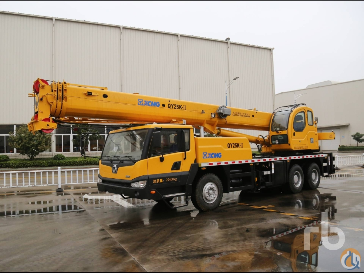 Sold 2013 XCMG QY25K-II Crane for  in Arar Northern Borders Province on CraneNetworkcom