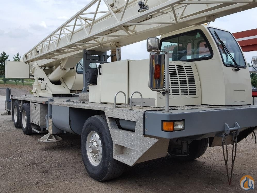 2007 Terex T340-XL Crane for Sale in Solon Ohio on CraneNetwork.com
