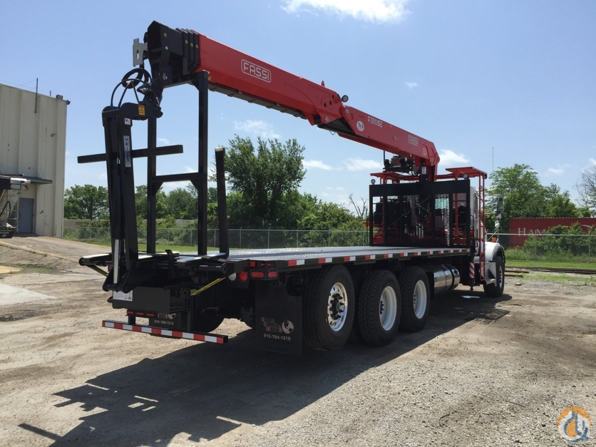 New Fassi F330SE.24 wallboard crane unmounted Crane for Sale in Olathe Kansas on CraneNetwork.com