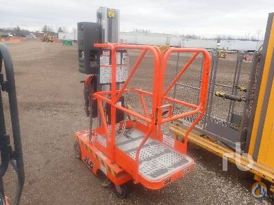 2002 JLG 12SP Crane for Sale in South Vienna Ohio on CraneNetwork.com