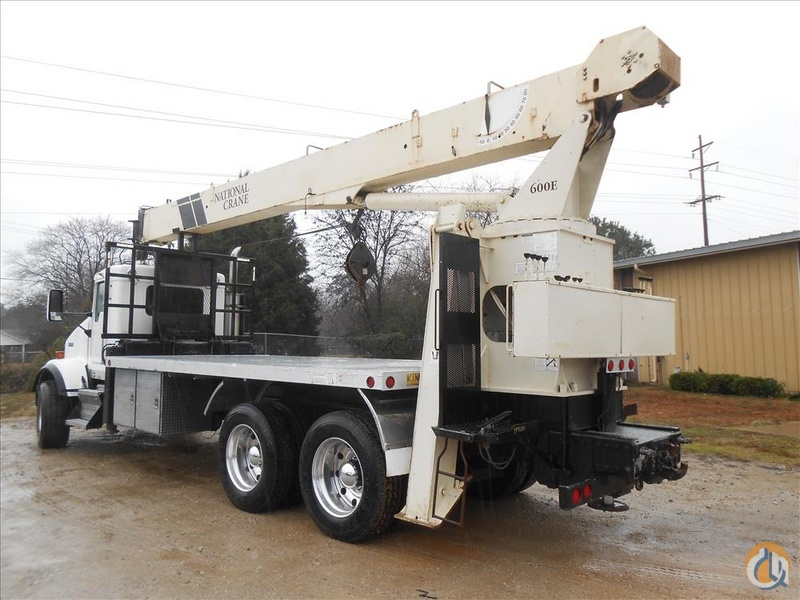 2006 NATIONAL 600E Crane for Sale in Olive Branch Mississippi on CraneNetworkcom