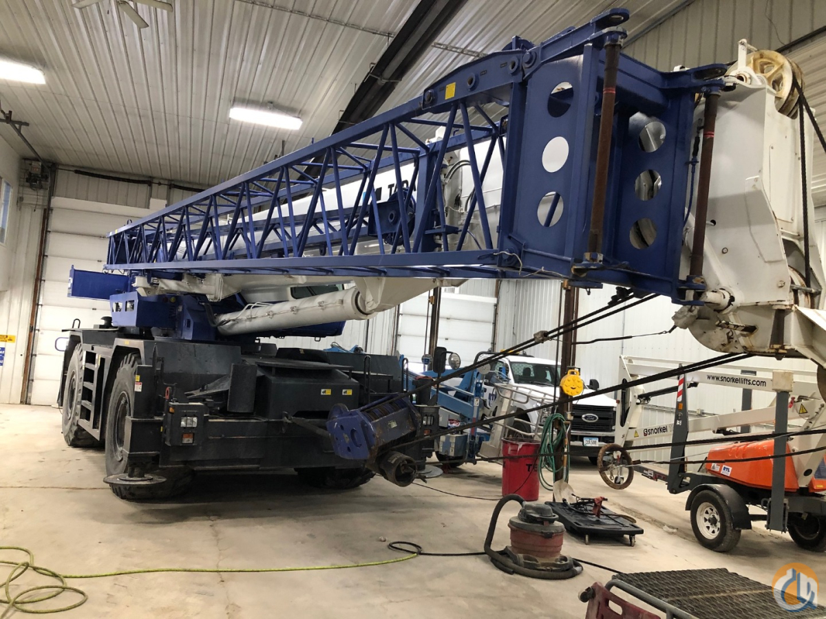 Sold 2013 Tadano GR 750XL Crane for  on CraneNetwork.com