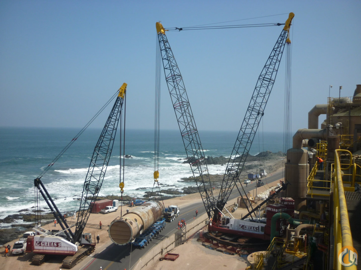 1979 LINK-BELT LS-718 Crane for Sale in Lima District Lima Region on CraneNetwork.com