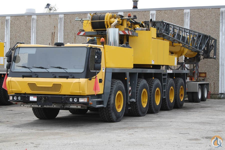 2007 Grove GMK5165 Crane for Sale on CraneNetwork.com