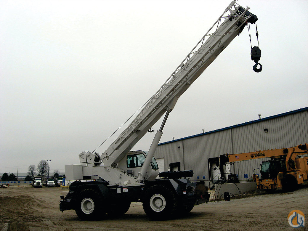 2006 Terex RT555-1 Crane for Sale on CraneNetworkcom