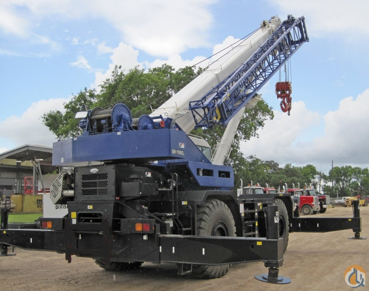 Tadano GR750XL 2015 Crane for Sale or Rent in Houston Texas on CraneNetwork.com