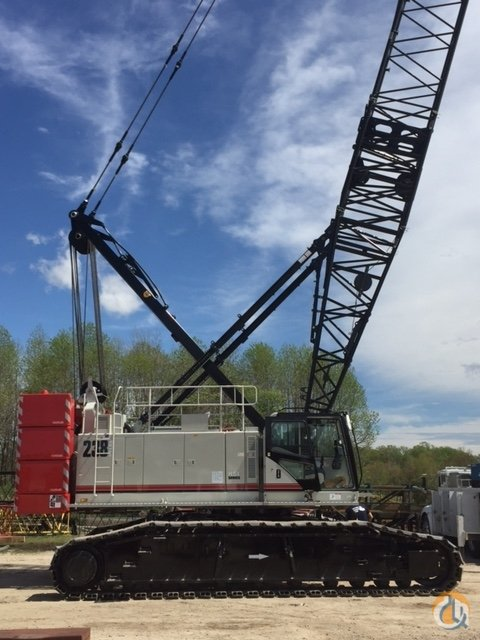 Link-Belt 238HSL 150 Ton Crawler Crane Crane for Sale in Charlotte North Carolina on CraneNetworkcom