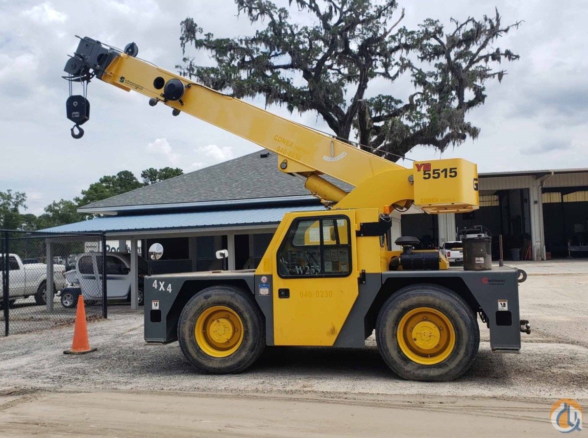 2006 GROVE YB-5515 Crane for Sale or Rent in Osceola Arkansas on CraneNetwork.com
