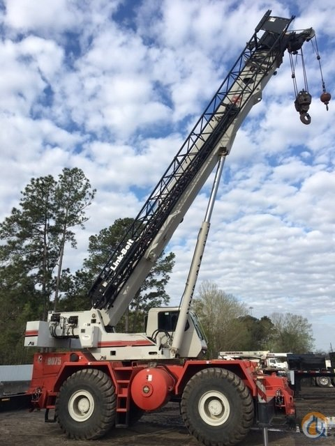 2012 LinkBelt RTC 8075 Crane for Sale on CraneNetwork.com