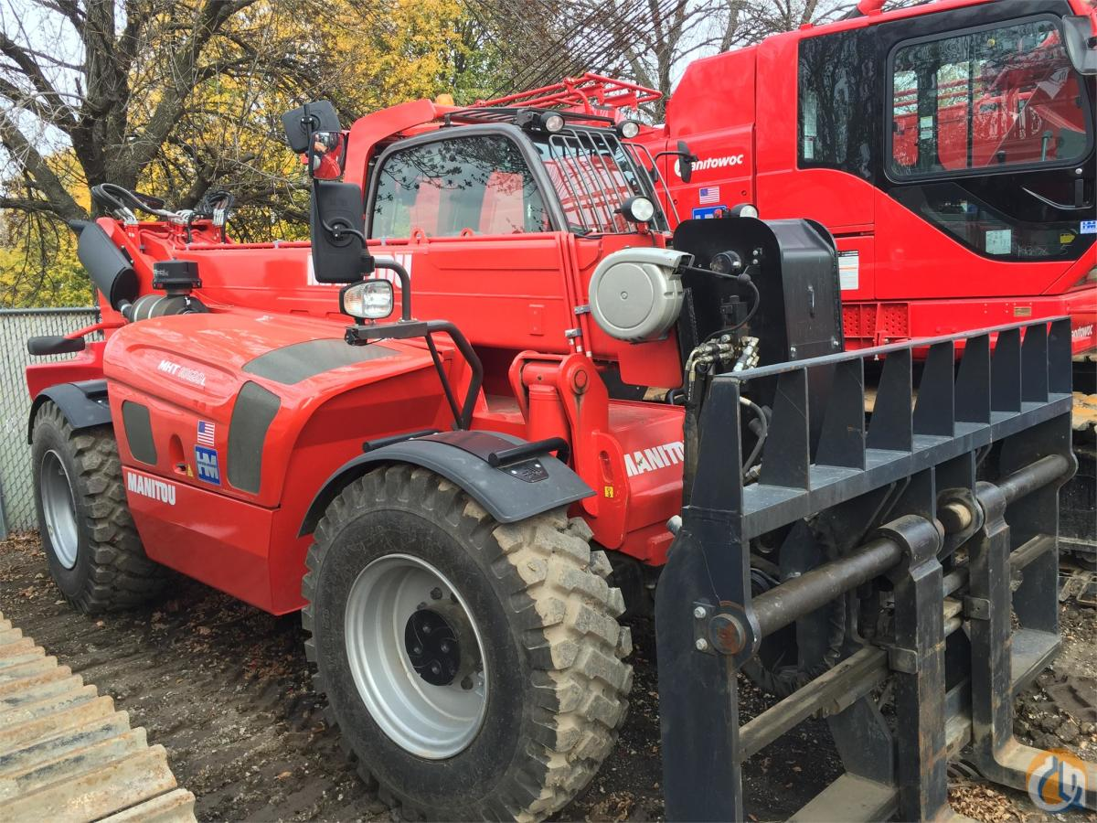 2014 MANITOU MHT10120 Crane for Sale in Bloomington Minnesota on CraneNetworkcom