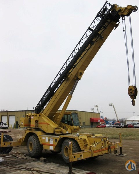 GROVE RT860 FOR SALE Crane for Sale in Cleveland Ohio on CraneNetwork.com