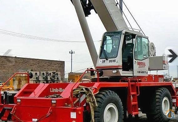2010 LINK-BELT RTC-8050 II Crane for Sale in Bridgeview Illinois on CraneNetwork.com