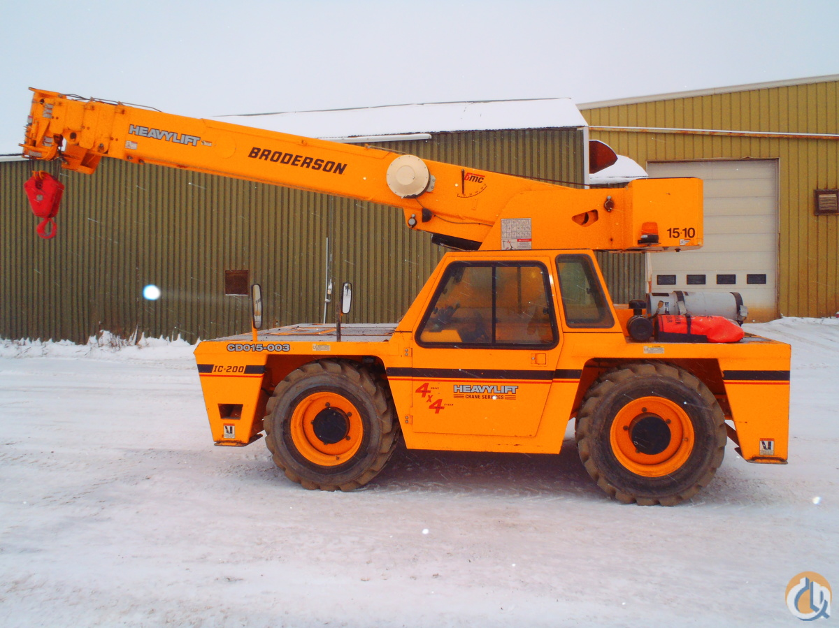 2013 Broderson IC-200-3G Crane for Sale in Nisku Alberta on CraneNetwork.com