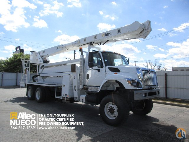 2013 ALTEC AM900-E100 Crane for Sale in Birmingham Alabama on CraneNetworkcom