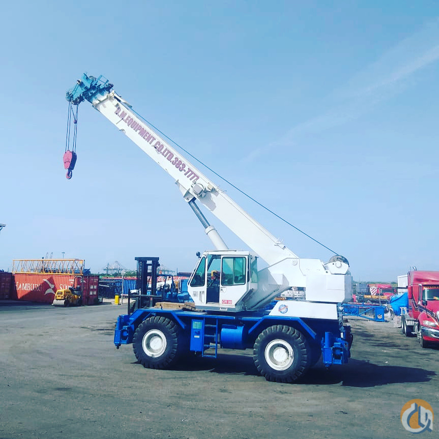 PPM A400 Crane for Sale in Kingston St. Andrew Parish on CraneNetwork.com