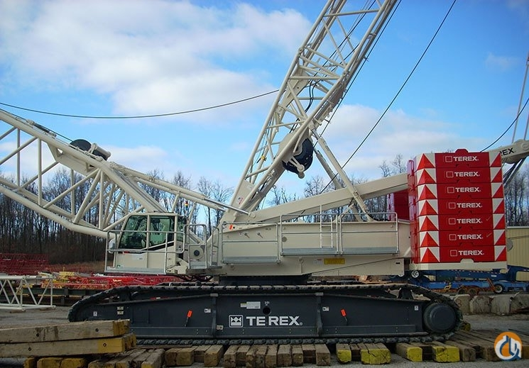 Terex-Demag CC 2400-1 Crane for Sale on CraneNetwork.com