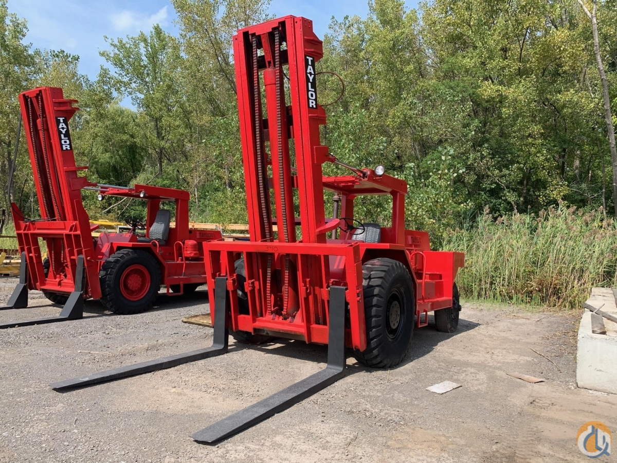 TAYLOR Y20BW0 Crane for Sale in North Syracuse New York on CraneNetwork.com