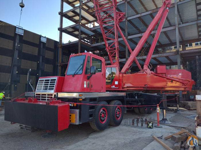1999  Manitowoc  777T Crane for Sale on CraneNetworkcom